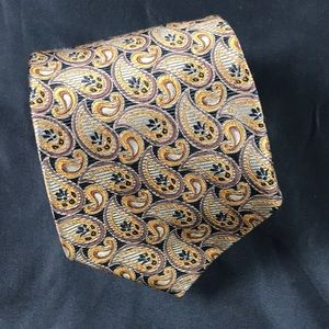 Robert Talbott Best in Class paisley woven tie
